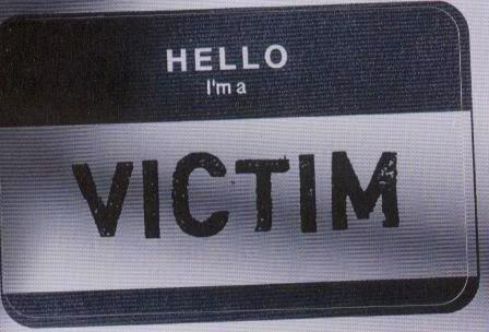 Play victim