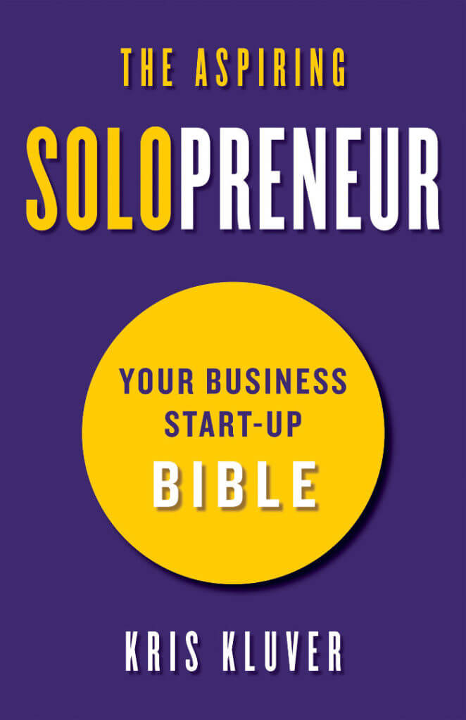 The Aspiring Solopreneur Book Cover