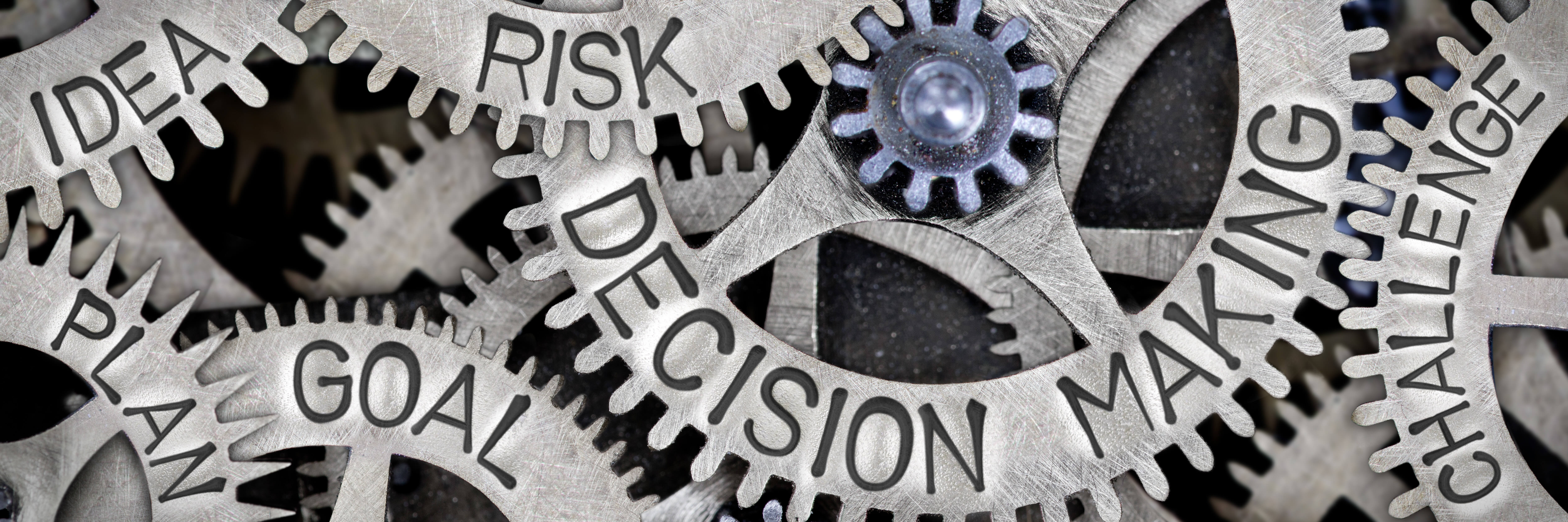 decision making cogs